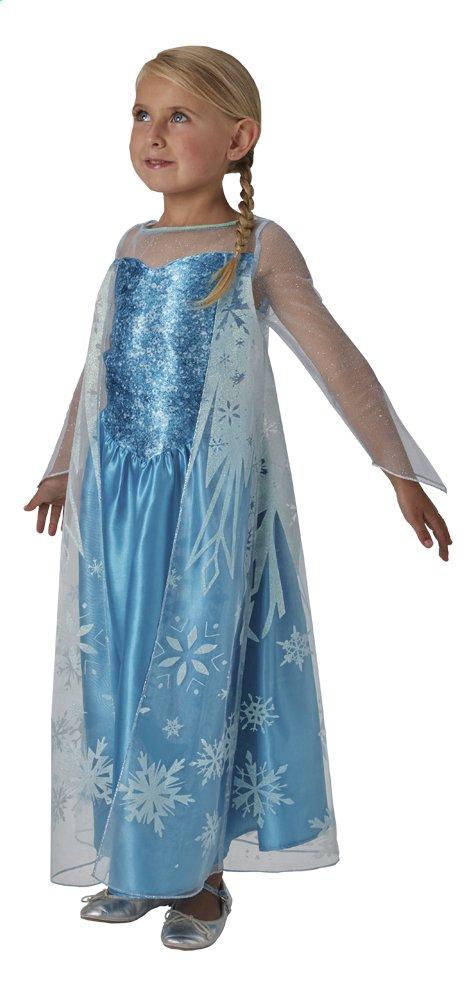 Afbeelding van Verkleedpak Disney Frozen Elsa Classic maat 110/116 from ColliShop