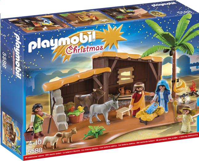 Image pour Playmobil Christmas 5588 Crèche de Noël à partir de ColliShop