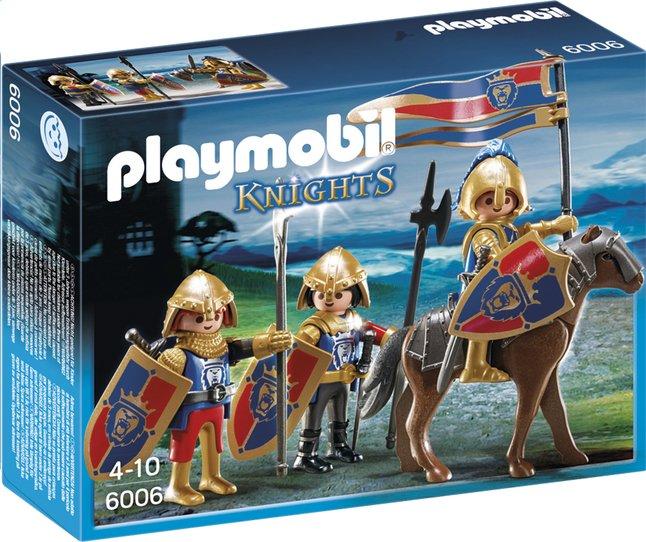 Afbeelding van PLAYMOBIL Knights 6006 Verkenners van de Leeuwenridders from ColliShop