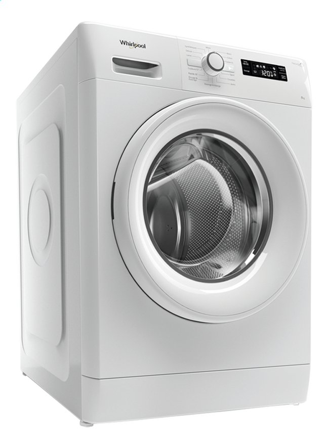Afbeelding van Whirlpool Wasmachine Fresh Care+ FWF81483WE EU from ColliShop