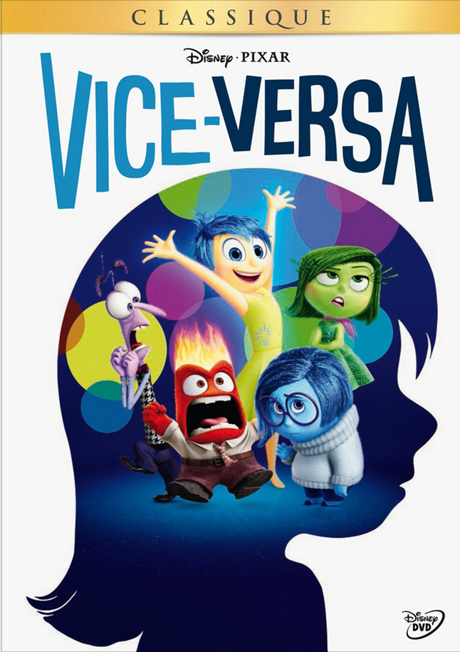 Image pour DVD Vice-Versa à partir de ColliShop