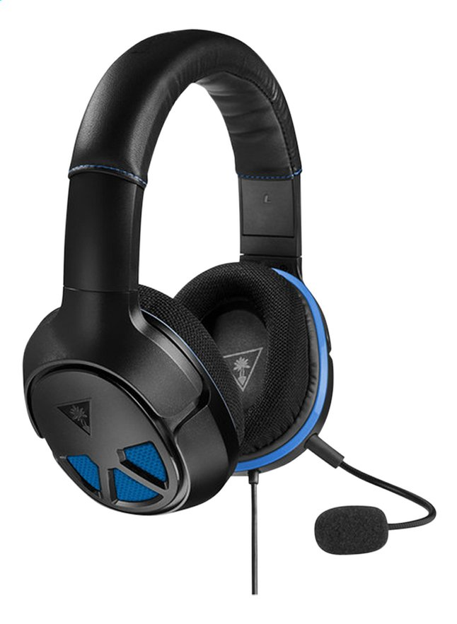 turtle beach casque micro recon 150 pour ps4 collishop. Black Bedroom Furniture Sets. Home Design Ideas