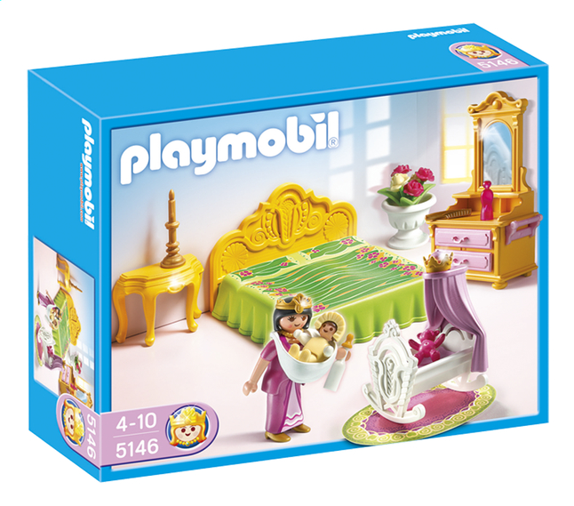 Playmobil chambres princesses solutions pour la for Chambre princesse playmobil