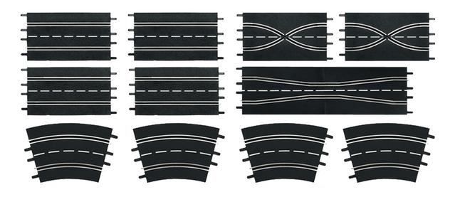 Image pour Carrera Evolution set d'extension 11 pièces Pro-X à partir de ColliShop