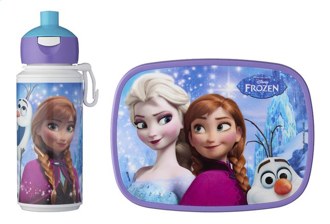 Afbeelding van Rosti Mepal brooddoos en drinkfles Disney Frozen from ColliShop