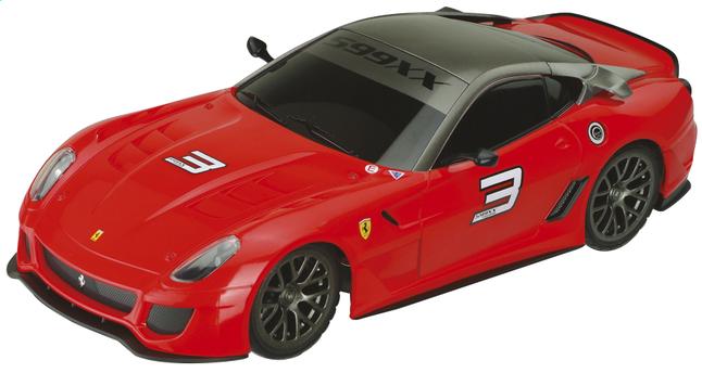Image pour Voiture RC Ferrari 599XX à partir de ColliShop