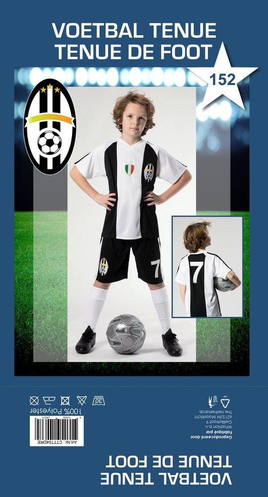 Image pour Tenue de football réplique Juventus taille 152 à partir de ColliShop