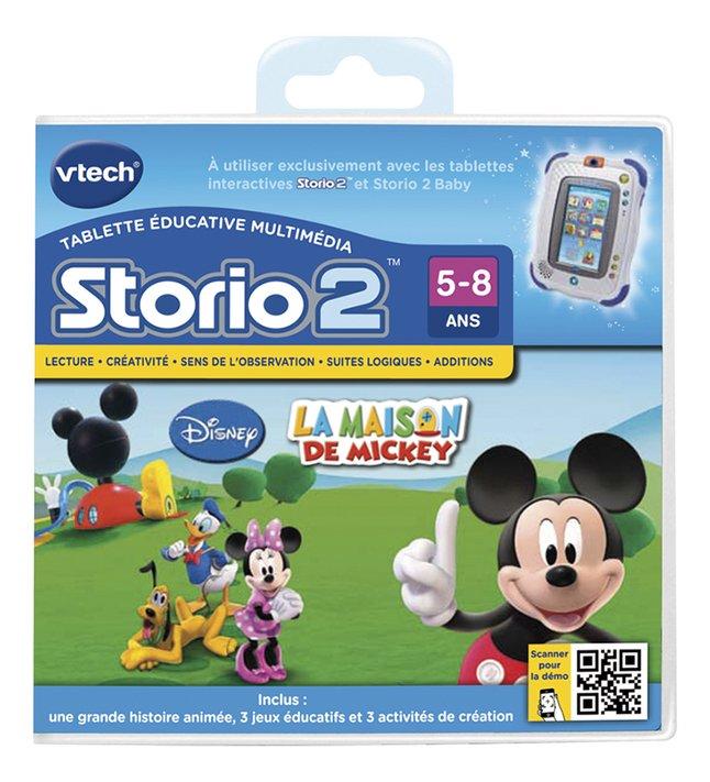 Image pour VTech Sotrio 2 jeu La maison de Mickey à partir de ColliShop