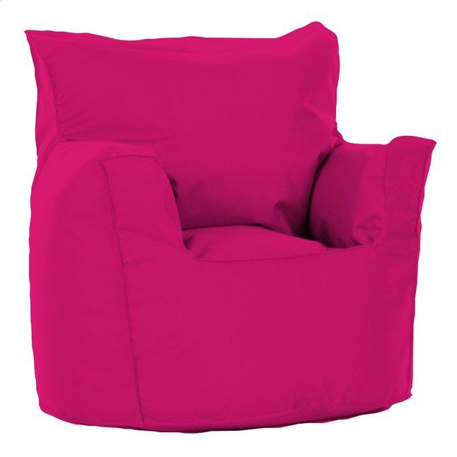 Image pour Pouf fauteuil petit fuchsia à partir de ColliShop