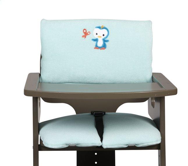 Dreambee coussin r ducteur pour chaise haute niyu collishop - Coussin reducteur chaise haute ...