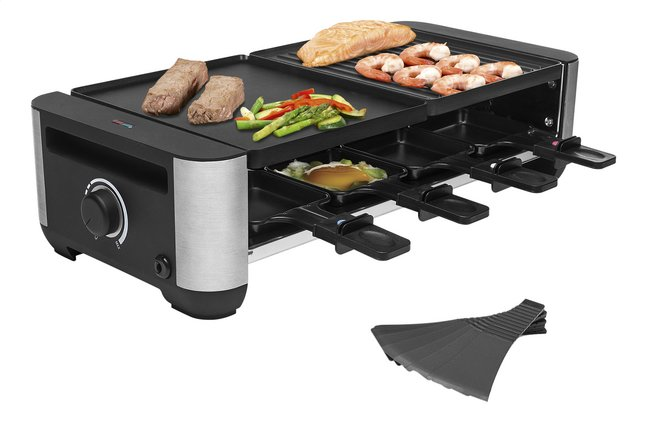 Afbeelding van Princess Grill-raclette from ColliShop