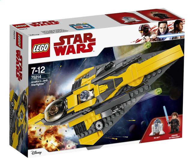 Afbeelding van LEGO Star Wars 75214 Anakin's Jedi Starfighter from ColliShop