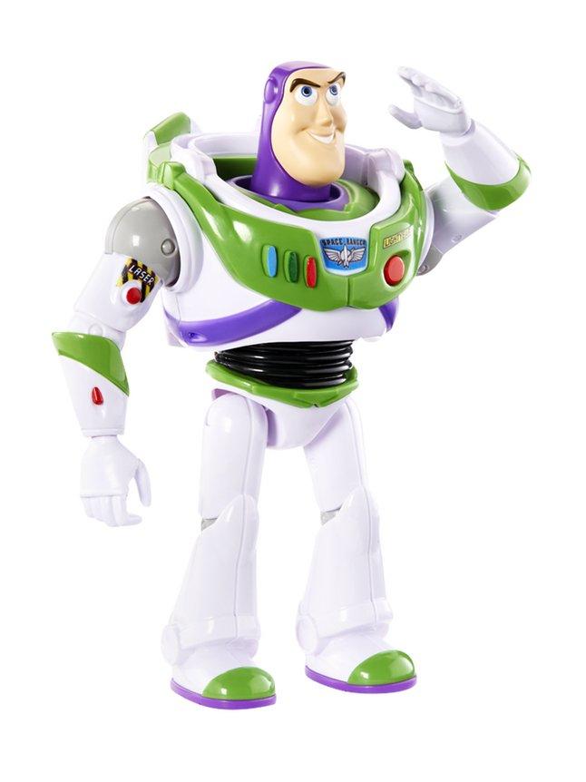 Figurine articulée Toy Story 4 True Talkers - Buzz