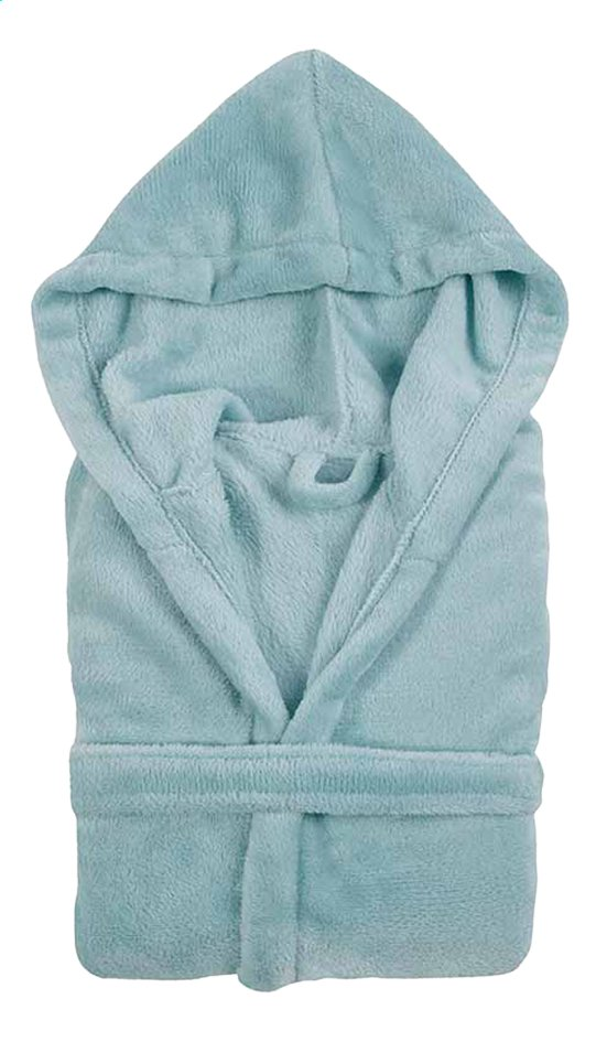 Afbeelding van Tiseco Home Studio Kamerjas Kids soft blue 4-6 jaar from ColliShop