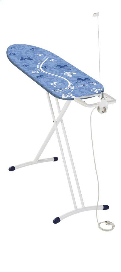 Leifheit Strijkplank Air Board M Solid Plus wit/blauw