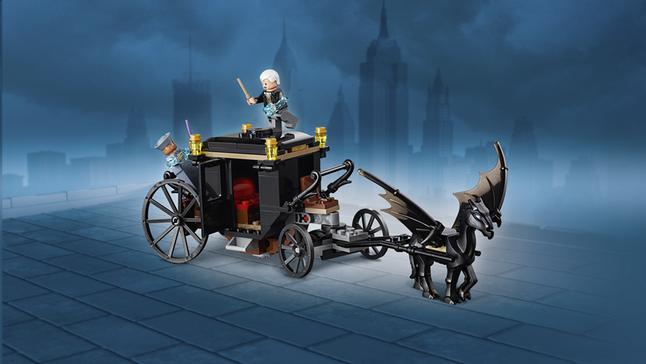 Beasts L'évasion De 75951 Lego Grindelwald Fantastic vmIfgb76Yy