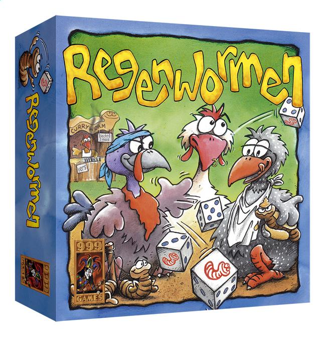 Image pour Regenwormen NL à partir de ColliShop