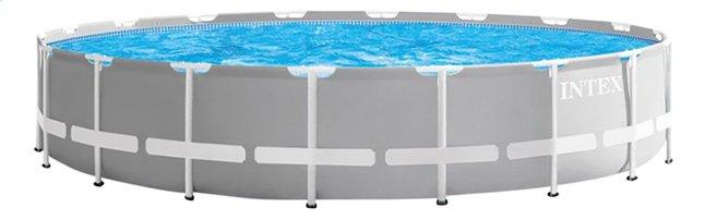 Image pour Intex piscine Prism Frame Pool Ø 5,49 m - H 122 cm à partir de ColliShop
