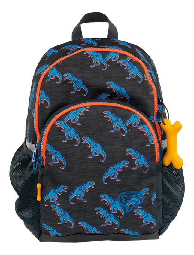 Afbeelding van Stones and Bones rugzak Linden T-Rex Pack Navy from ColliShop