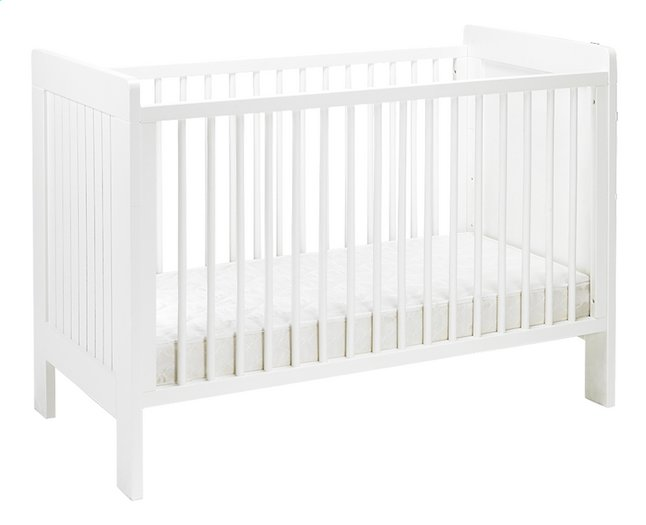 Afbeelding van Quax Babybed Camille L 120 x B 60 cm from ColliShop