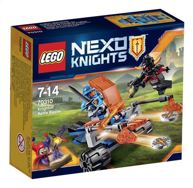 Image pour LEGO Nexo Knights 70310 Le char de combat de Knighton à partir de ColliShop