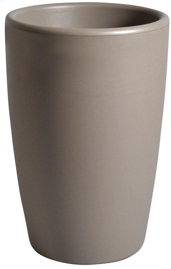 Image pour MCollections Jardinière Essence taupe H 66,5 cm à partir de ColliShop