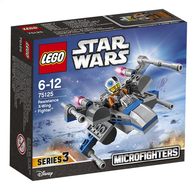 Afbeelding van LEGO Star Wars 75125 Resistance X-Wing Fighter from ColliShop