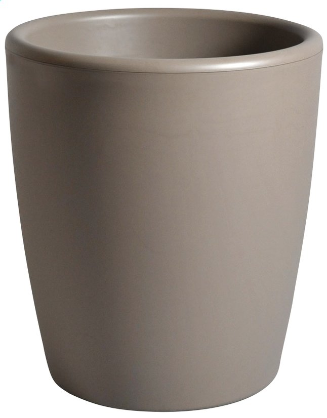 Afbeelding van MCollections bloempot Essence taupe H 53 cm from ColliShop