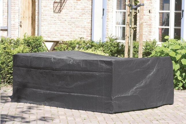 Image pour Outdoor Covers housse de protection pour ensemble lounge Basic polyéthylène (PE) L 240 x Lg 180 x H 75 cm à partir de ColliShop
