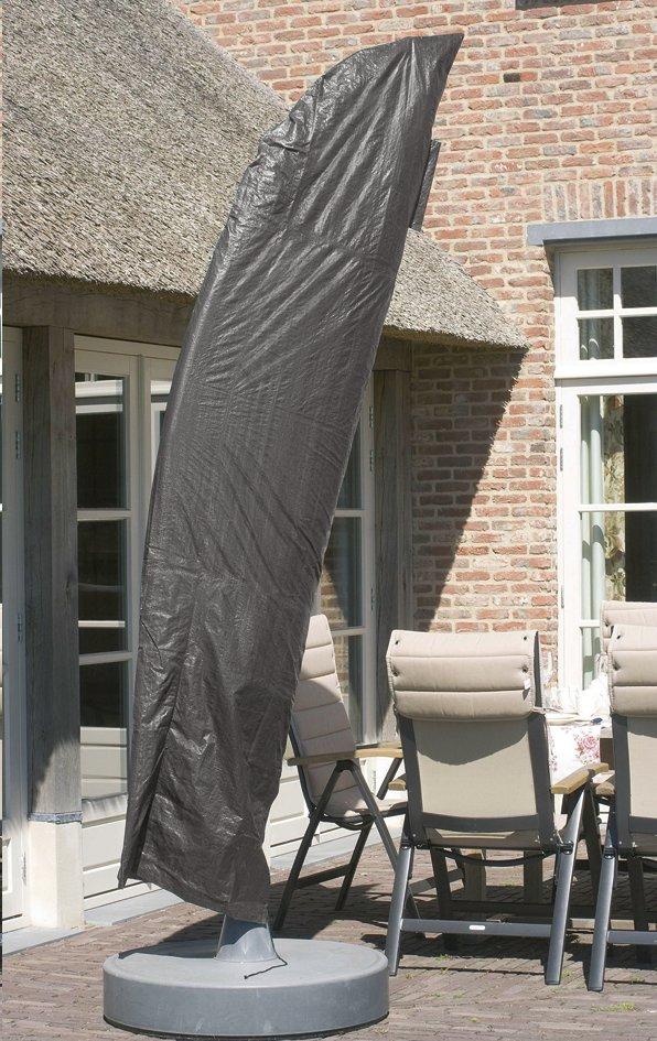 Image pour Outdoor Covers housse de protection en polyéthylène pour parasol suspendu 260 x 86 cm à partir de ColliShop