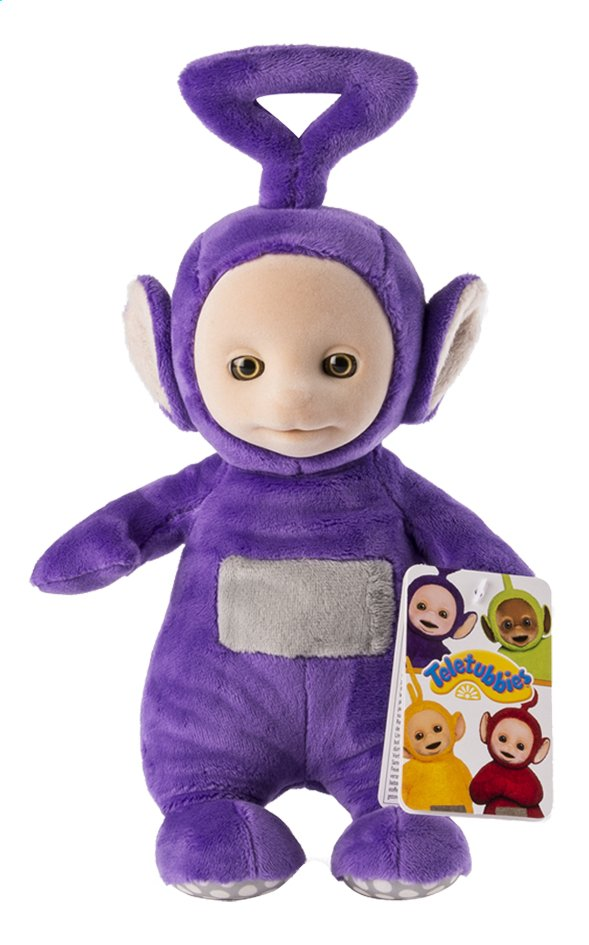 Afbeelding van Knuffel Teletubbies Talking Tinky Winky 20 cm from ColliShop
