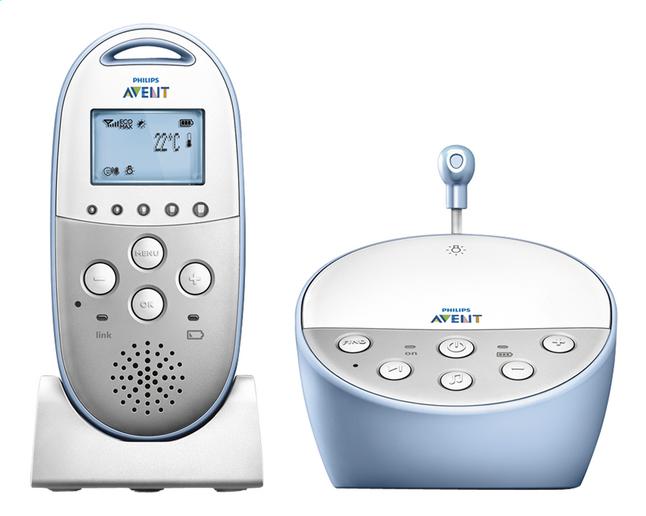 Image pour Philips AVENT Babyphone SCD570 à partir de ColliShop