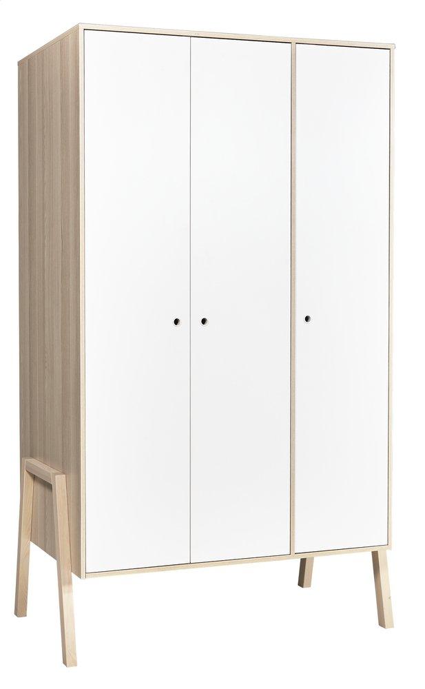 Image pour Garde-robe 3 portes Bente à partir de ColliShop