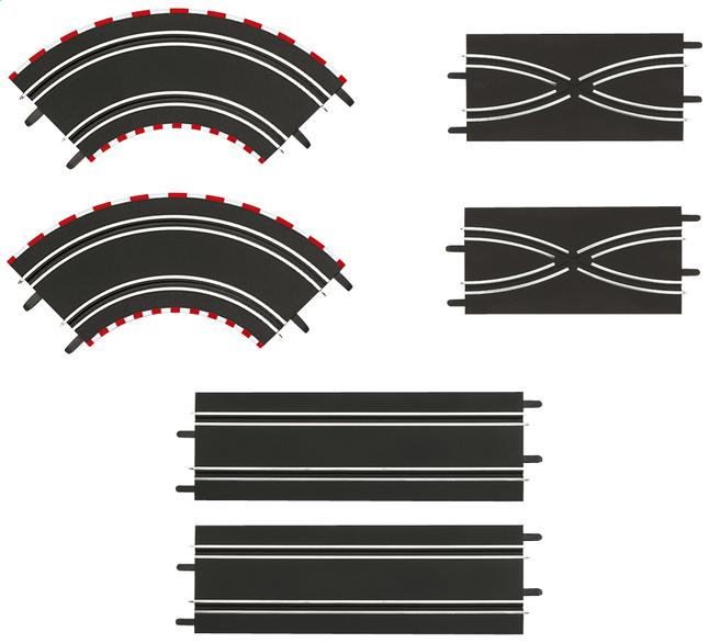 Afbeelding van Carrera Go!!! 6-delige uitbreidingsset from ColliShop