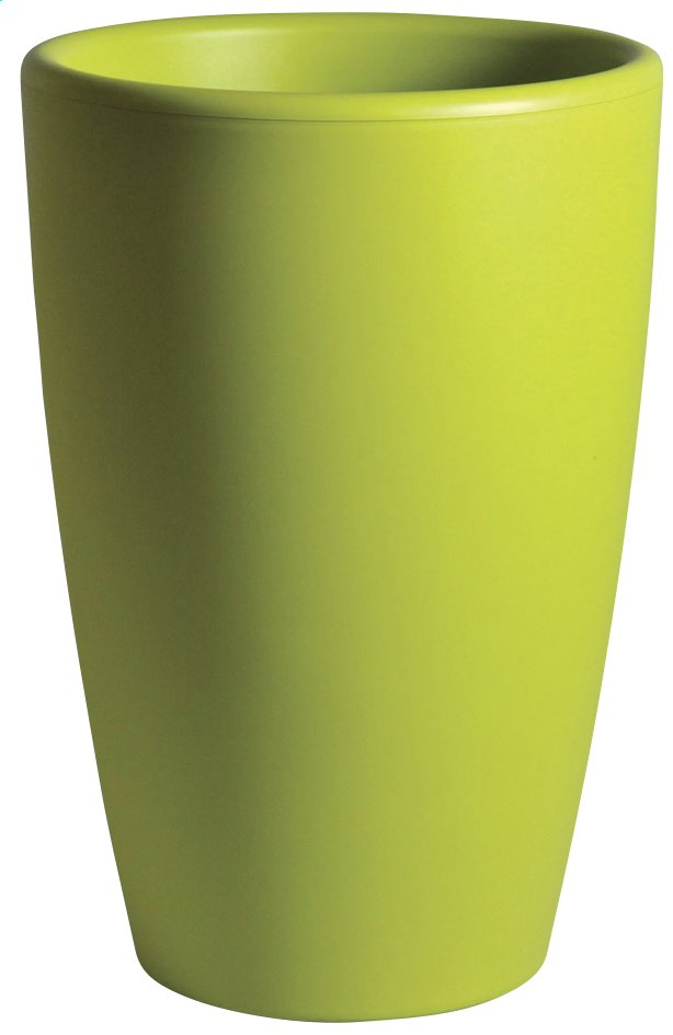 Afbeelding van MCollections Bloempot Essence lime H 66,5 cm from ColliShop