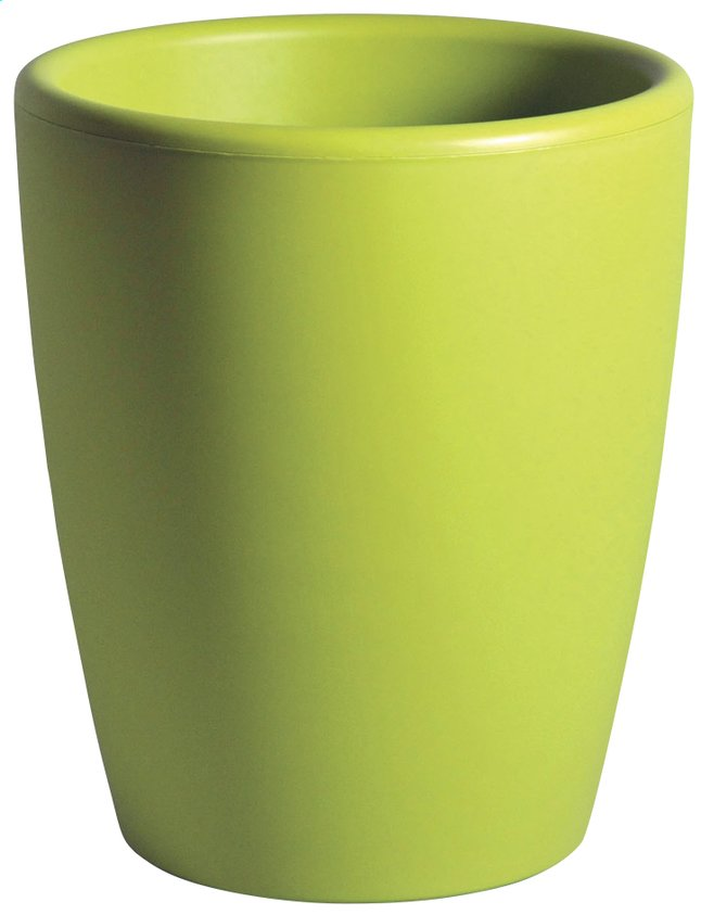 Afbeelding van MCollections Bloempot Essence lime H 53 cm from ColliShop