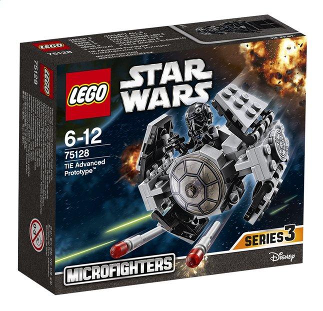 Image pour LEGO Star Wars 75128 TIE Advanced Prototype à partir de ColliShop
