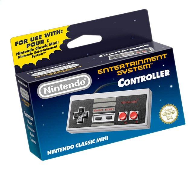 Image pour Nintendo Manette classic mini NES à partir de ColliShop