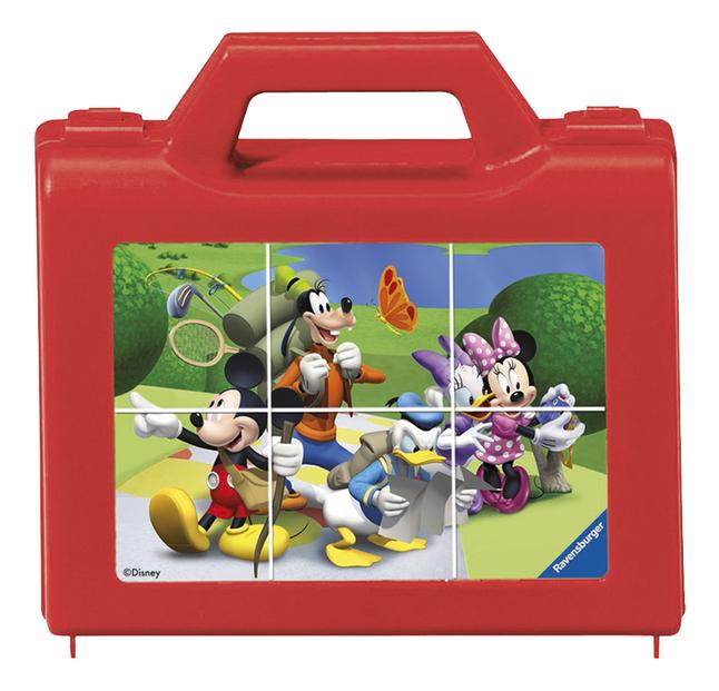 Image pour Ravensburger puzzle cubes Mickey en vadrouille à partir de ColliShop