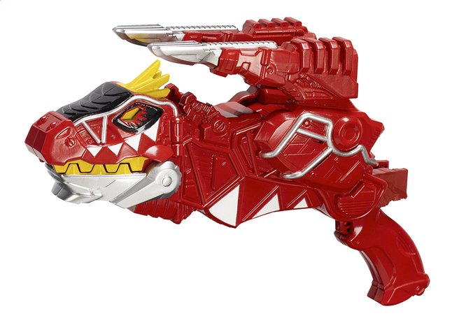 Image pour Set Power Rangers T-Rex Super Charge Morpher ANG à partir de ColliShop