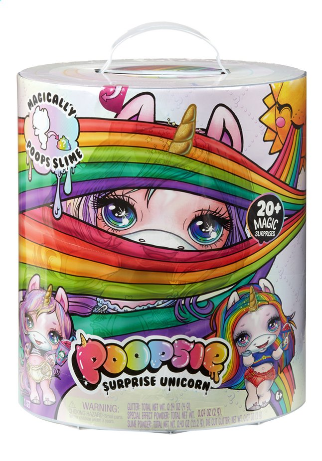 Afbeelding van Poopsie Surprise Unicorn roze/paars from ColliShop