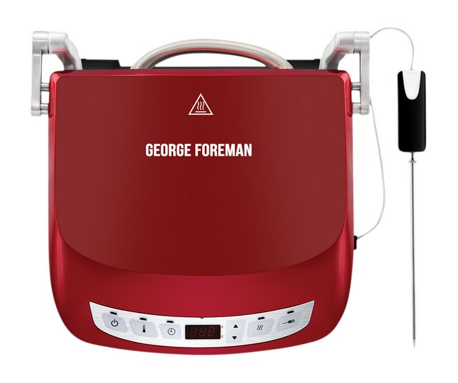 George Foreman Multigrill Evolve Precision Probe