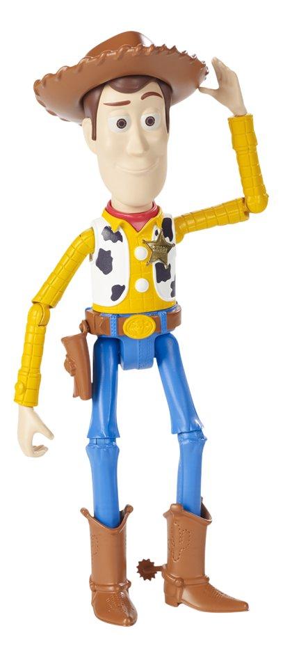 Image pour Figurine Toy Story 4 Woody basic à partir de ColliShop