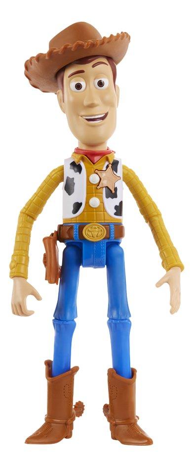 Image pour Figurine articulée Toy Story 4 True Talkers - Woody à partir de ColliShop