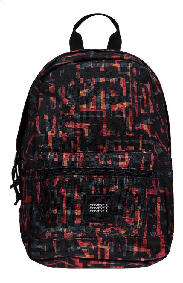 O'Neill sac à dos BM Coastline Mini Red AOP W/Black