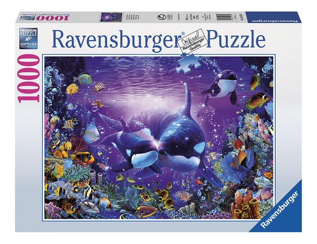 Image pour Ravensburger Puzzle Passage étincelant à partir de ColliShop