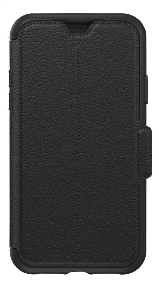 Afbeelding van Otterbox foliocover Strada voor iPhone Xr zwart from ColliShop