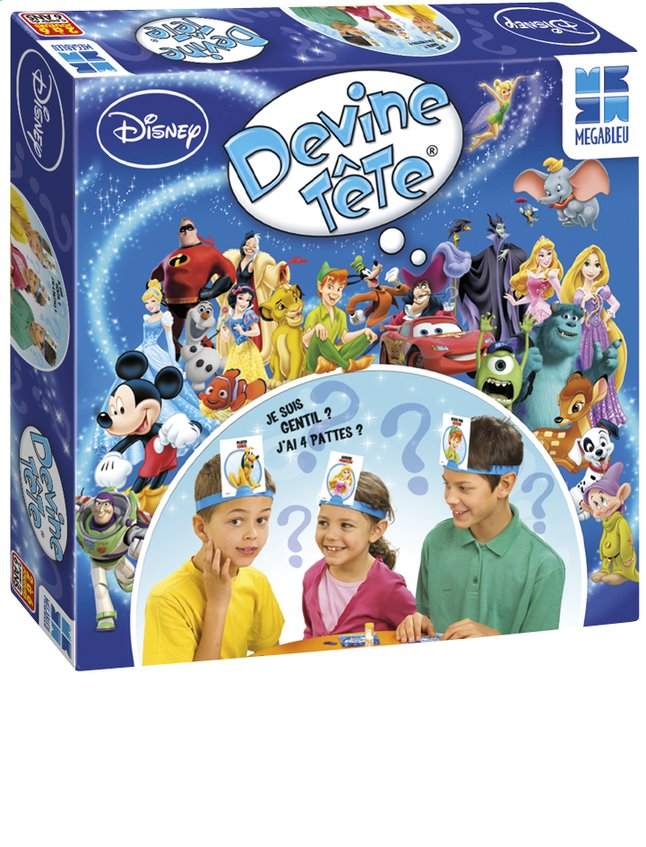 Afbeelding van Devine Tête Disney FR from ColliShop