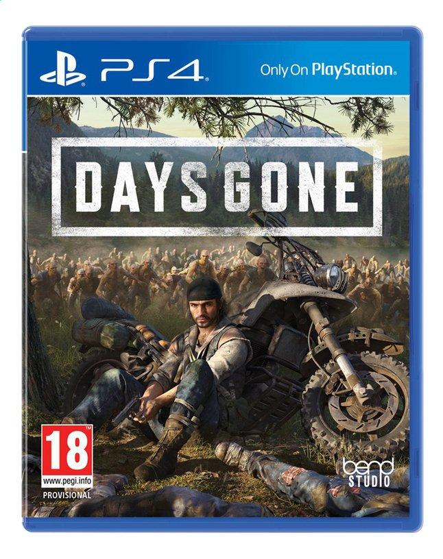 PS4 Days Gone ENG/FR