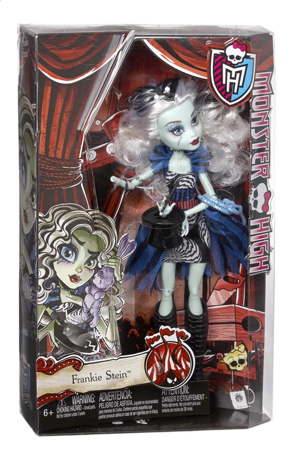 Afbeelding van Monster High mannequinpop Freak du Chic Frankie Stein from ColliShop